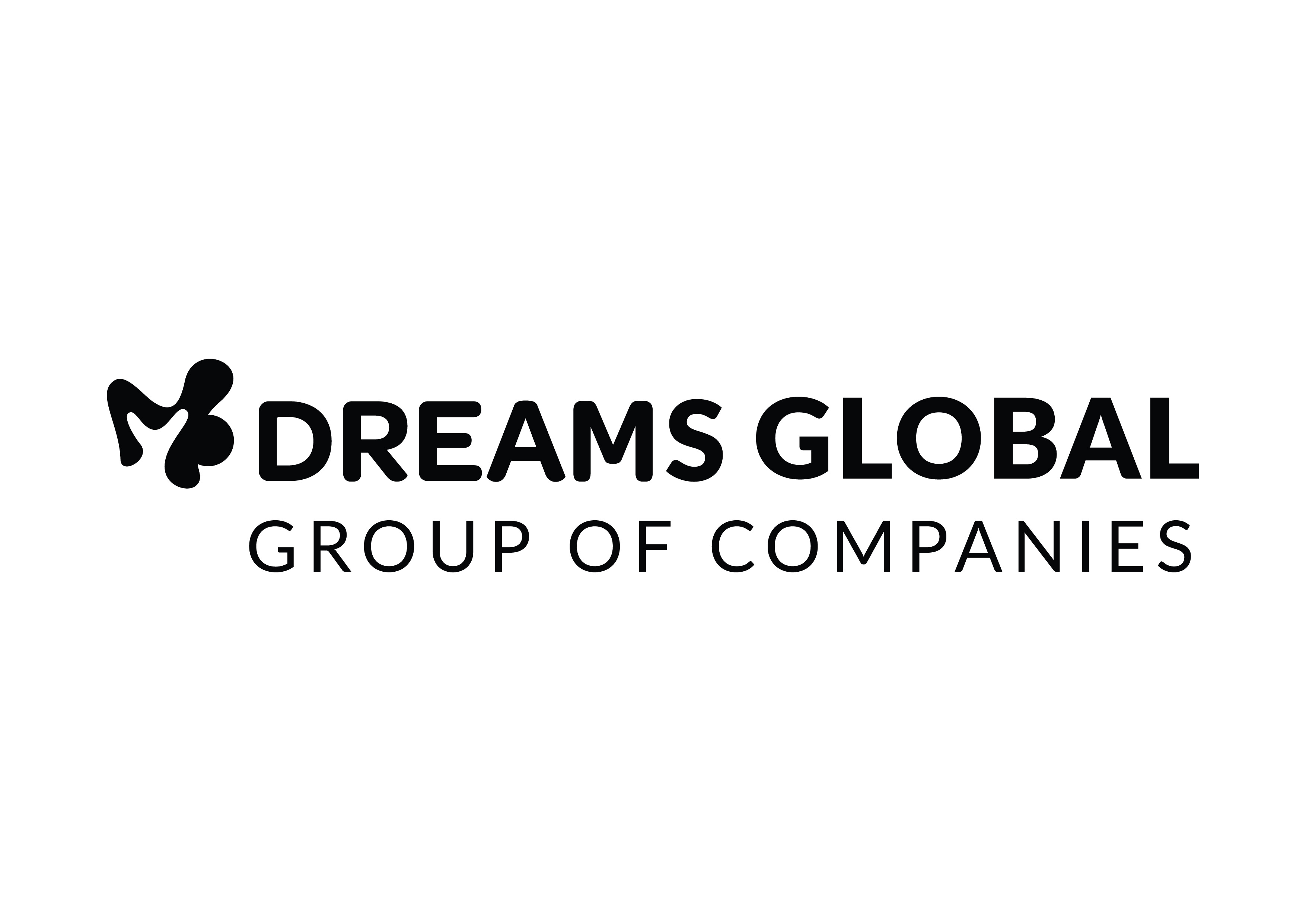 MDREAMS GLOBAL - Corporate level - Primary Logo - Var B